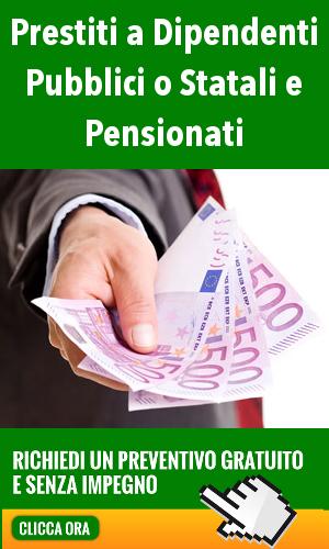 Prestiti Personali Online